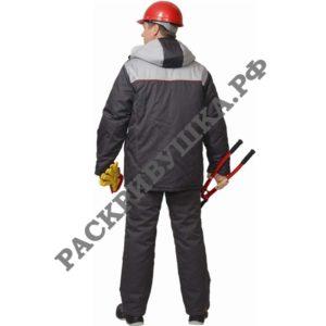 теплая спецодежда для строителей и рабочих