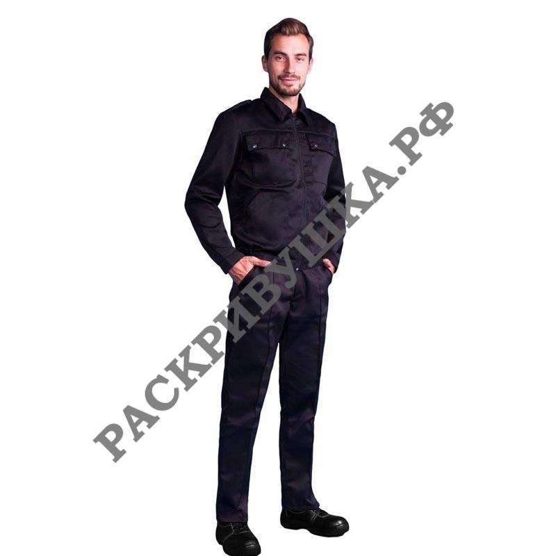 костюм для охранника