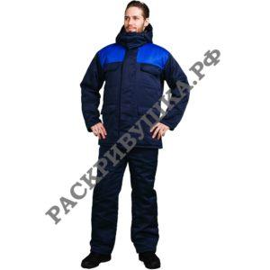 зимняя одежда для рабочих и строителей