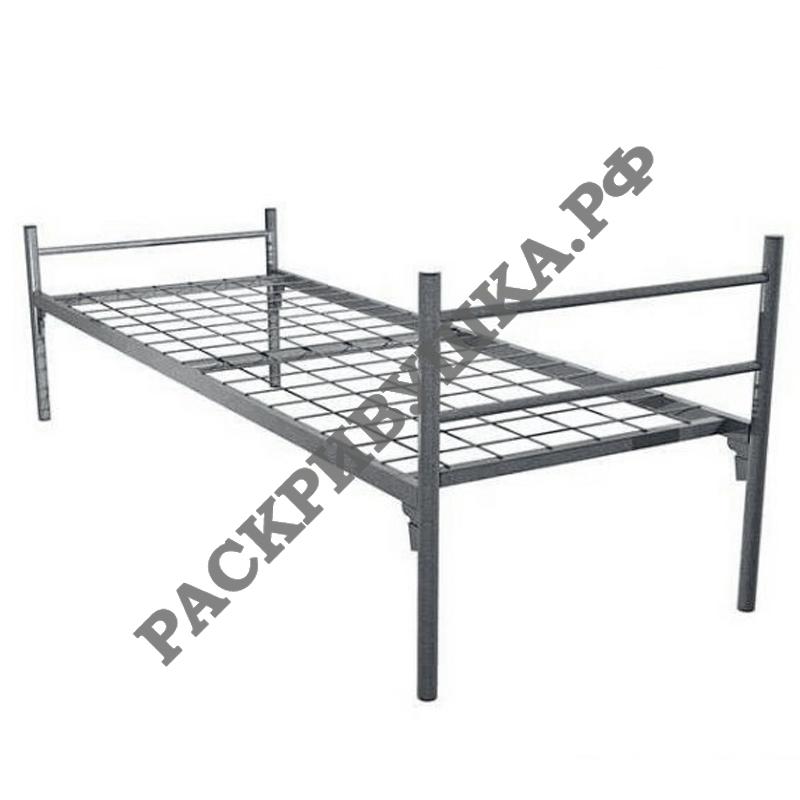 металлическая кровать для рабочих