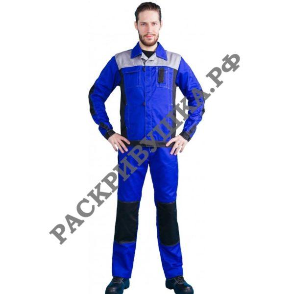 Купить рабочий костюм можно оптом и в розницу