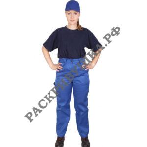летняя спецодежда для рабочих женская