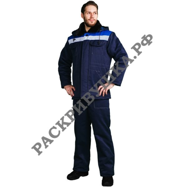 одежда зимняя для строителей и рабочих